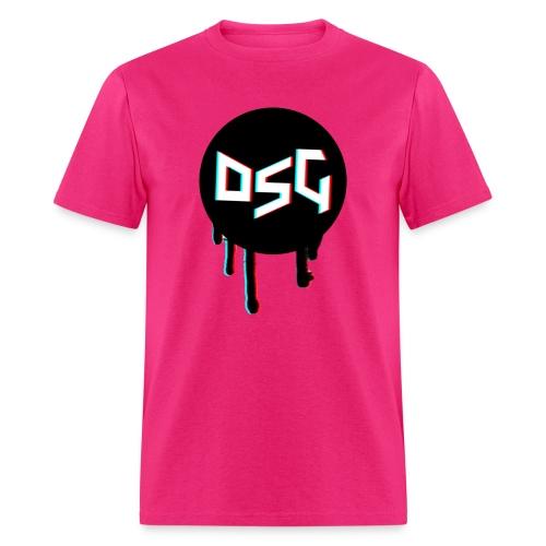 DSG BLACK 250K png - Men's T-Shirt