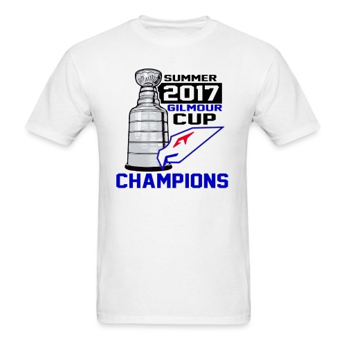 Intangibles Summer 17 Gilmour Cup Champs T-Shirt - Men's T-Shirt