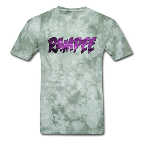 Purple Cloud Rampee - Men's T-Shirt