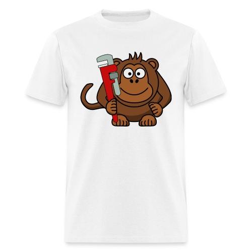 Monkey wrench - Men's T-Shirt