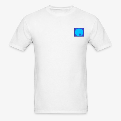 BLUE - Men's T-Shirt