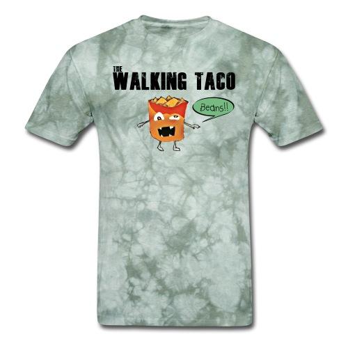 The Walking Taco - Men's T-Shirt