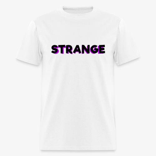 Strange Logo - Men's T-Shirt