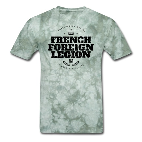 The French Foreign Legion - Black - Men's T-Shirt