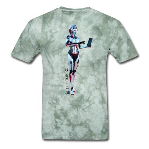 P.A.M.E.L.A. SecRT - Men's T-Shirt
