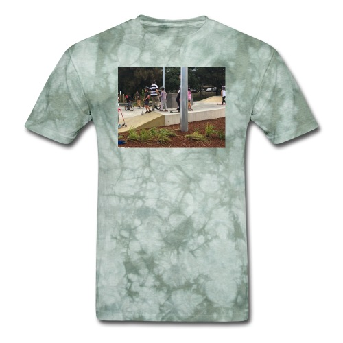 scate park no sleve t-shairt - Men's T-Shirt