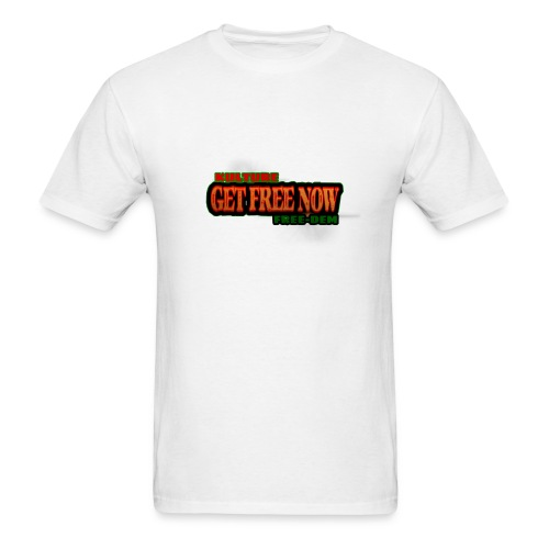 The Get Free Now Line - Men's T-Shirt