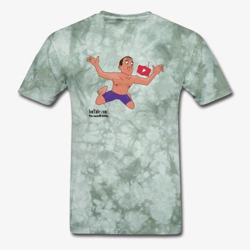 Nevermind parody for light shirts - Men's T-Shirt