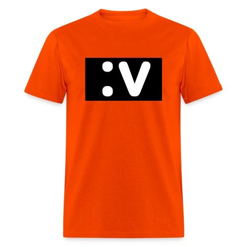 LBV side face Merch - Men's T-Shirt