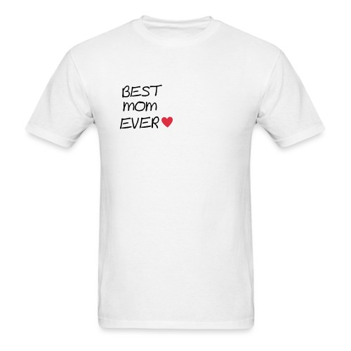 T-shirt for mother's day and gift for mother - Men's T-Shirt