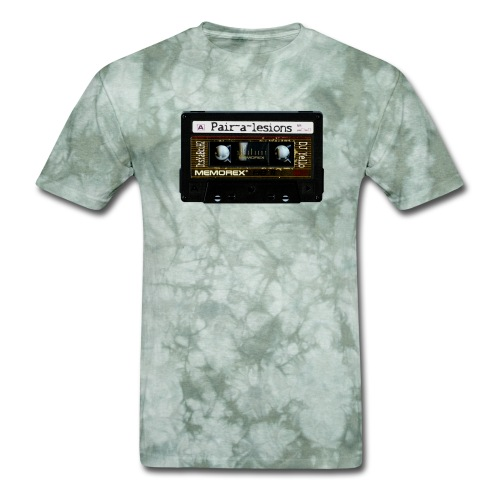 Pairalesions Cassette Logo png - Men's T-Shirt