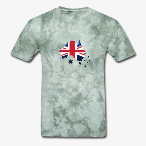 Awesome Aussie - Men's T-Shirt
