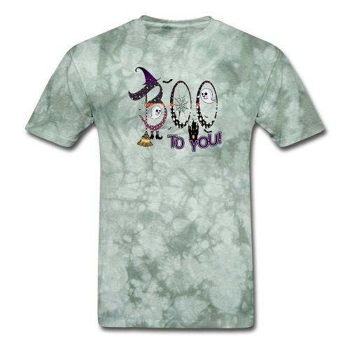 Halloween Boo To You - Men's T-Shirt