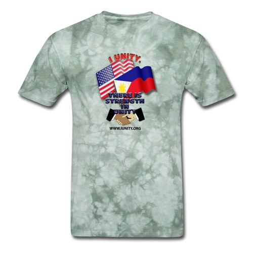 UnityPhilippinoUSA E02 - Men's T-Shirt