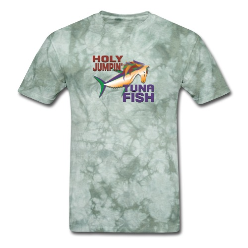 holy jumpin tuna fish - Men's T-Shirt