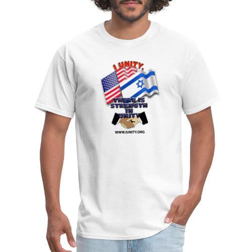 ISRAEL USA E02 - Men's T-Shirt