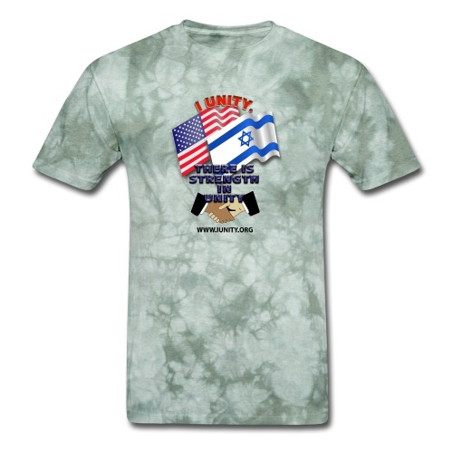 ISRAEL USA E02 - Men's T-Shirt