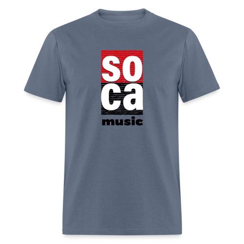 Soca music - Men's T-Shirt