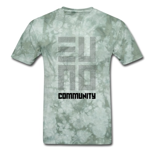 EUNO BLOCK TSHIRT - Men's T-Shirt