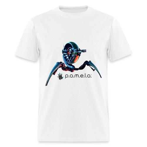 P.A.M.E.L.A. Turret - Men's T-Shirt