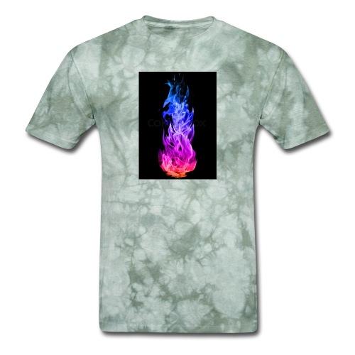 Fire is hot - Men's T-Shirt