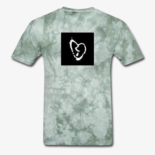 Broken heart shirt, lil peep x xxxtentacion - Men's T-Shirt