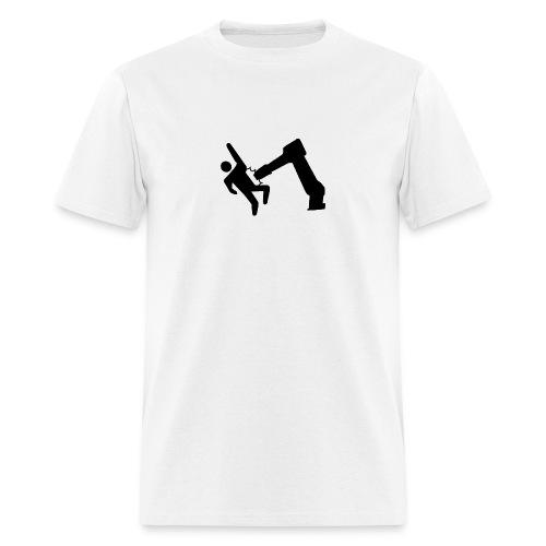 Robot Wins! - Men's T-Shirt
