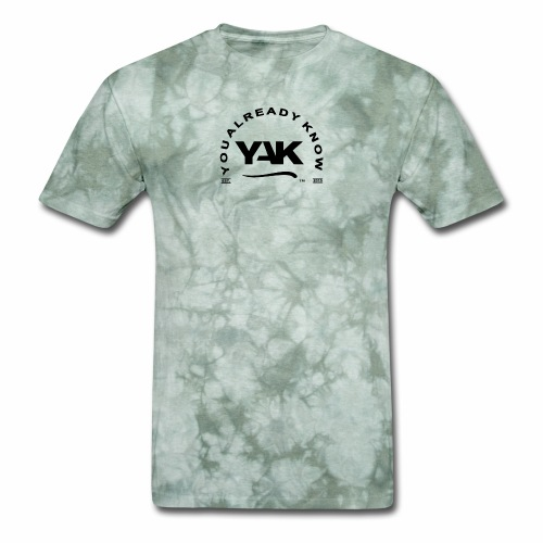YAK Logos 10 - Men's T-Shirt