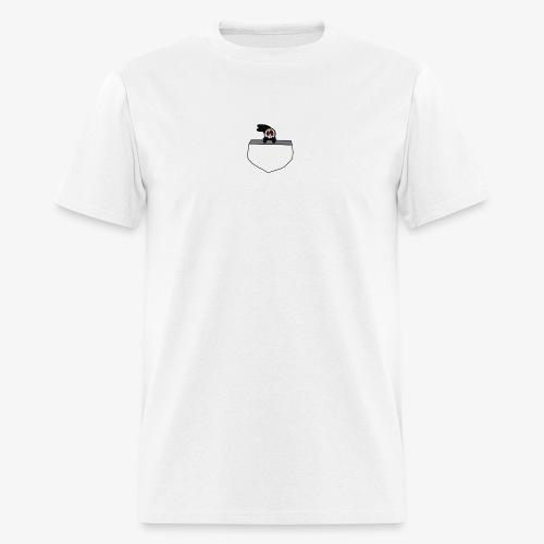 Scar Pocket Buddy - Men's T-Shirt