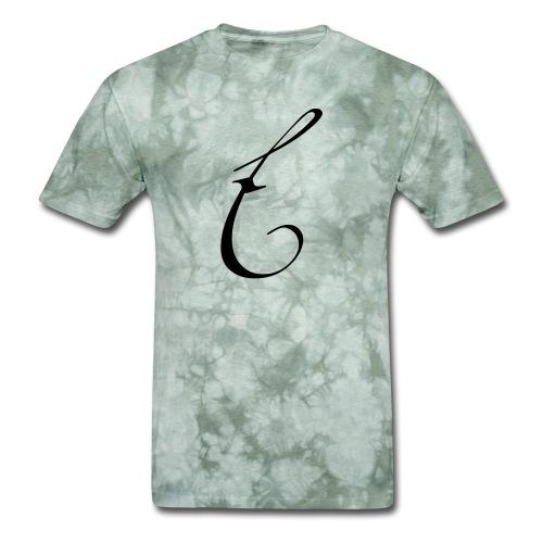Letter E - Men's T-Shirt
