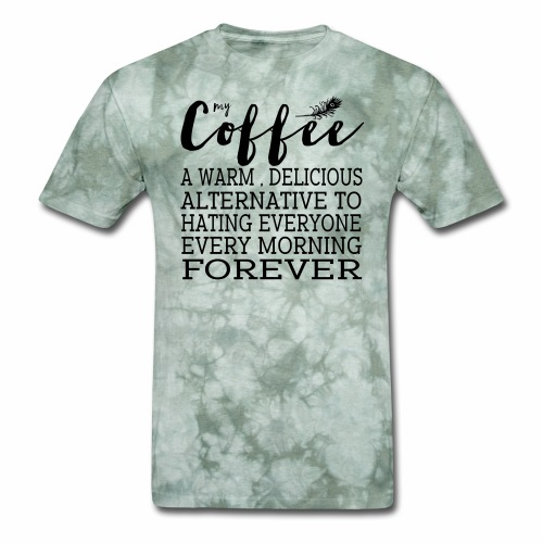 My Coffee - Men's T-Shirt