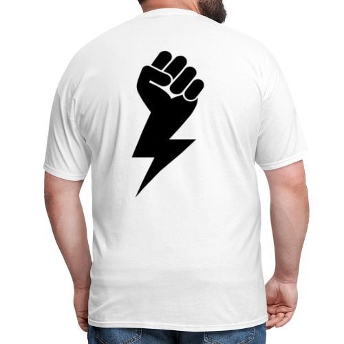 Power Fist - Men's T-Shirt