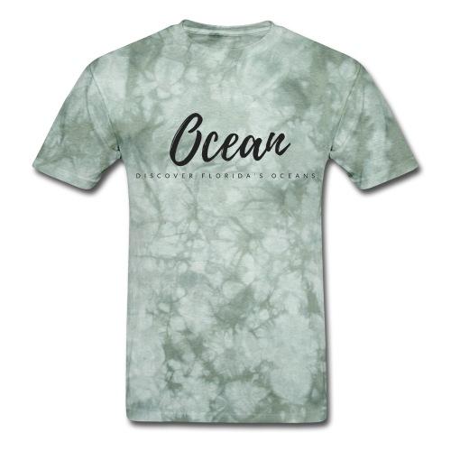 Discover Florida's Oceans Tee - Men's T-Shirt