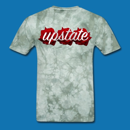 UPST ROSE - Men's T-Shirt