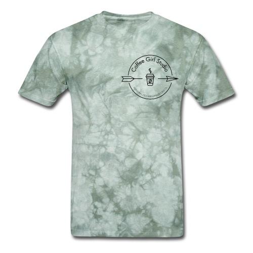 Coffee Girl Studio Logo - Men's T-Shirt