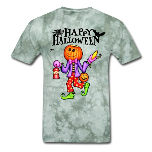 Halloween shirt - Pumpkin shirt - Men's T-Shirt