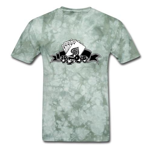 Royal flash - Men's T-Shirt