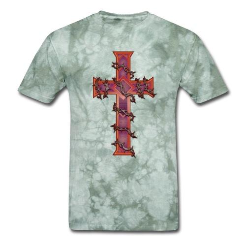 Cross - Thorns - Men's T-Shirt