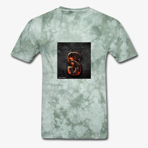Fire S - Men's T-Shirt