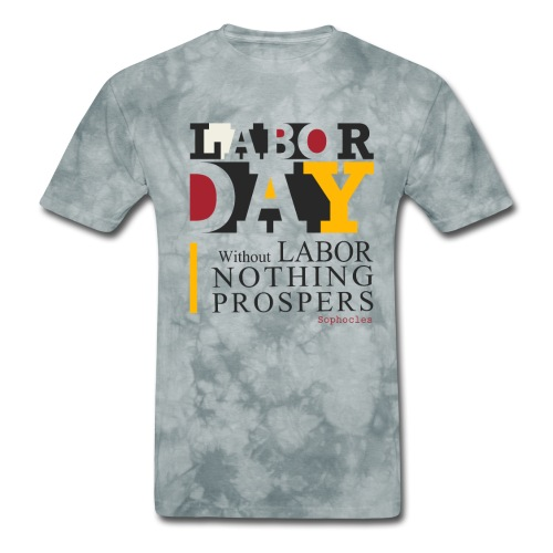 labor day 2018 t-shirt - Men's T-Shirt