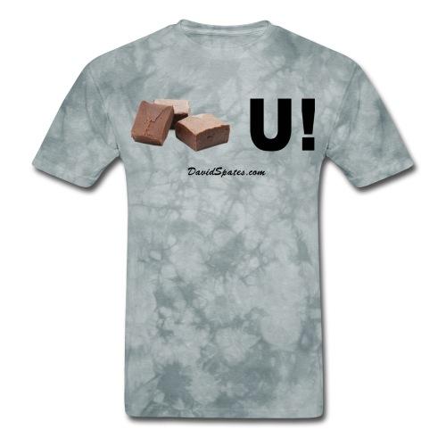 fudge u - Men's T-Shirt