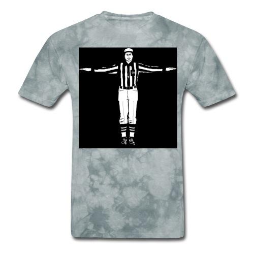 refereeunsportsmanlikeconductsignal - Men's T-Shirt