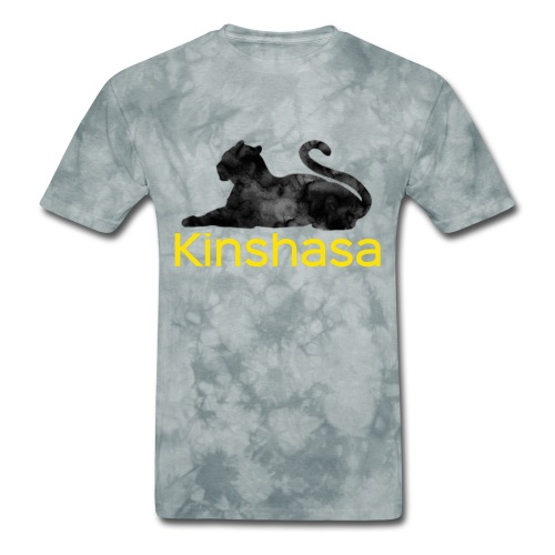 Collection Leopard of Kinshasa - Men's T-Shirt