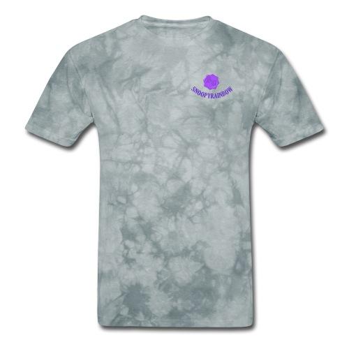 SR logo curved - Men's T-Shirt