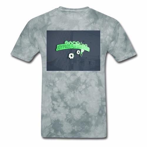 3D Mockup - Men's T-Shirt