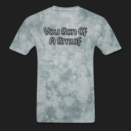 sonofasmurf2 png - Men's T-Shirt