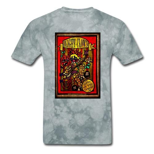 Blight the Clown Sideshow Banner - Men's T-Shirt
