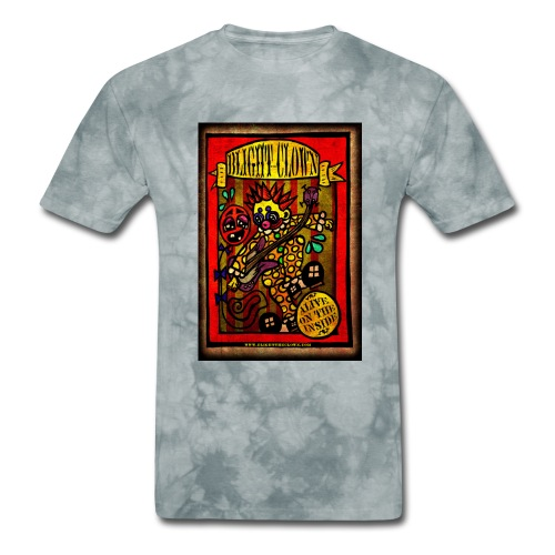 Blight the Clown Sideshow Banner - Men's T-Shirt