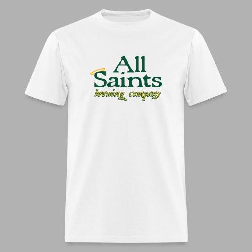 All Saints Logo Full Color - Men's T-Shirt