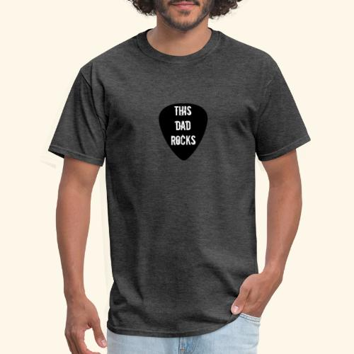 Shirt this dad rocks - Men's T-Shirt